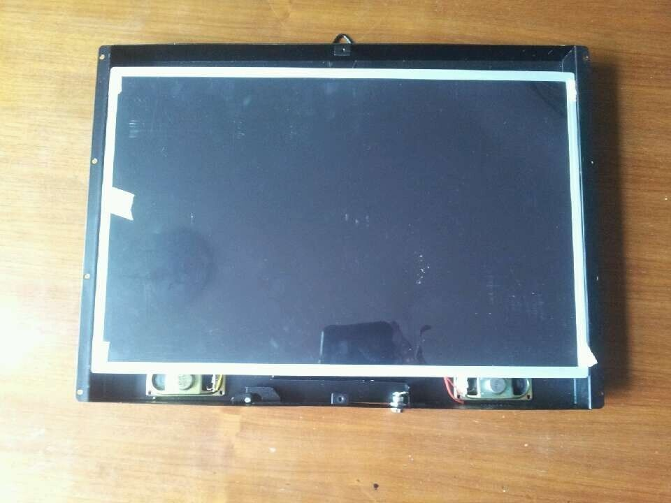 19 Inch Video Open Frame LCD Monitor Screen with Lock System 350cd/m2